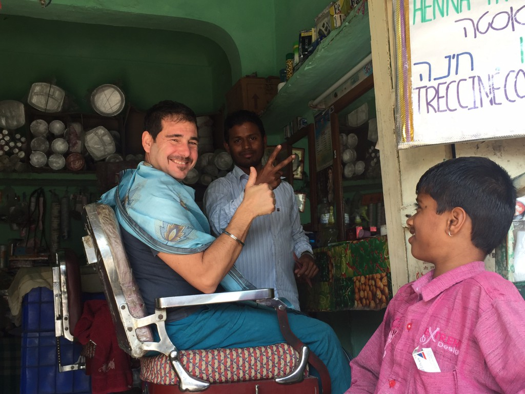 Il barbiere di Pushkar